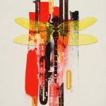 myrthevdheijkant4831-libelle-zwart-vleugels-geel-op-nullen-zwart-rood